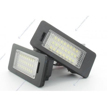 LEDs Module licence plate VAG AUDI A4 B8, A5 & Q5
