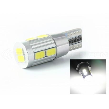 Lampadina 10 LED SG - W5W - CANBUS