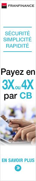 Payé en plusieurs fois sans frais chez France-Xenon.com