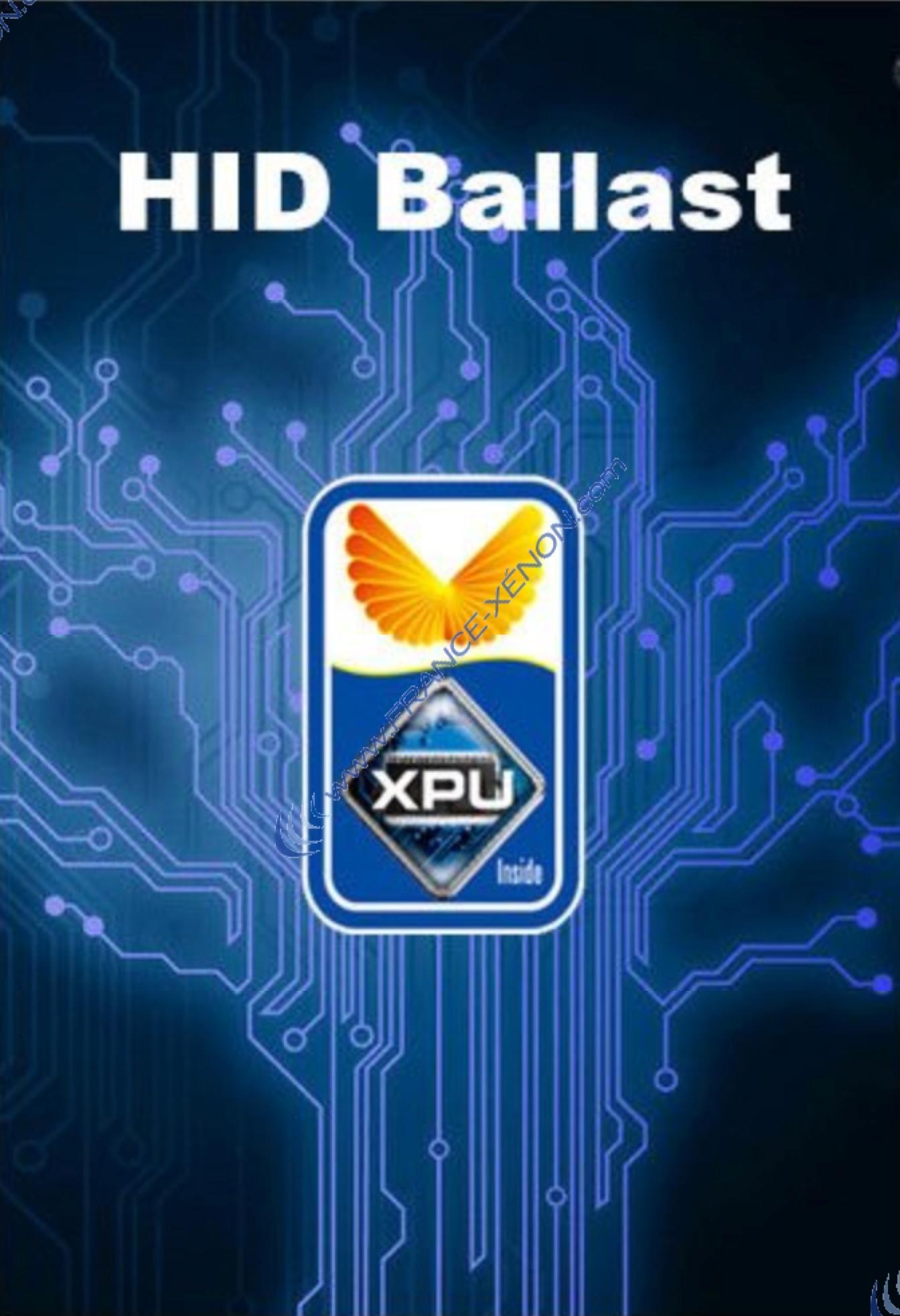 ballast XPU cnlight CANBUS PRO xenon france xenon haut de gamme